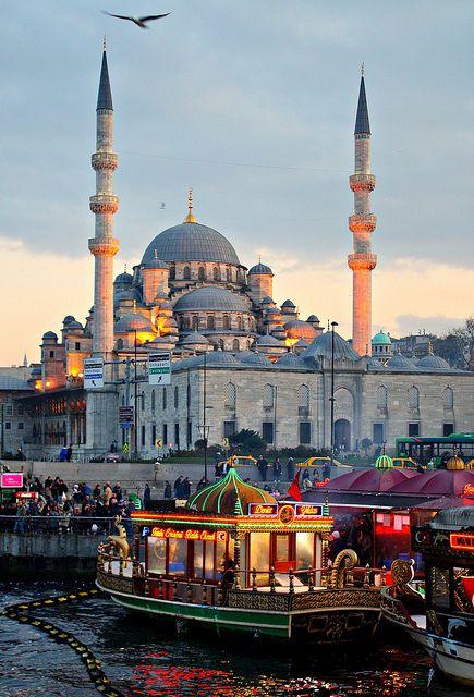 vivre installer a istanbul